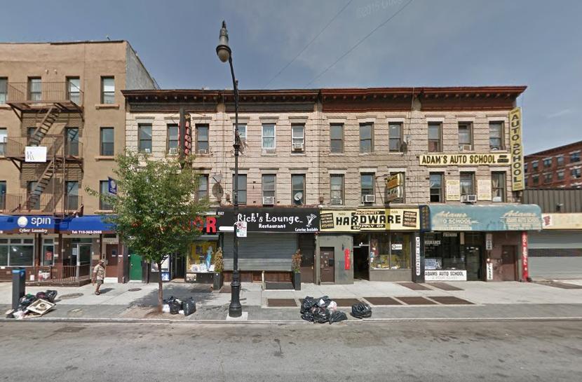 1557 Fulton Street, image via Google Maps