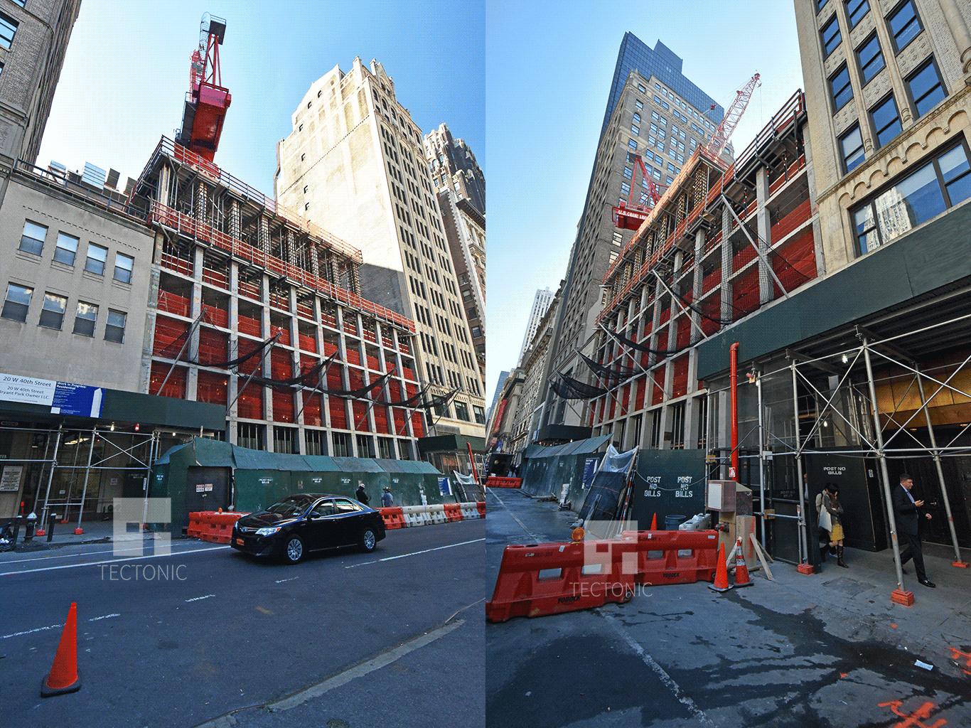 16 West 40th Street