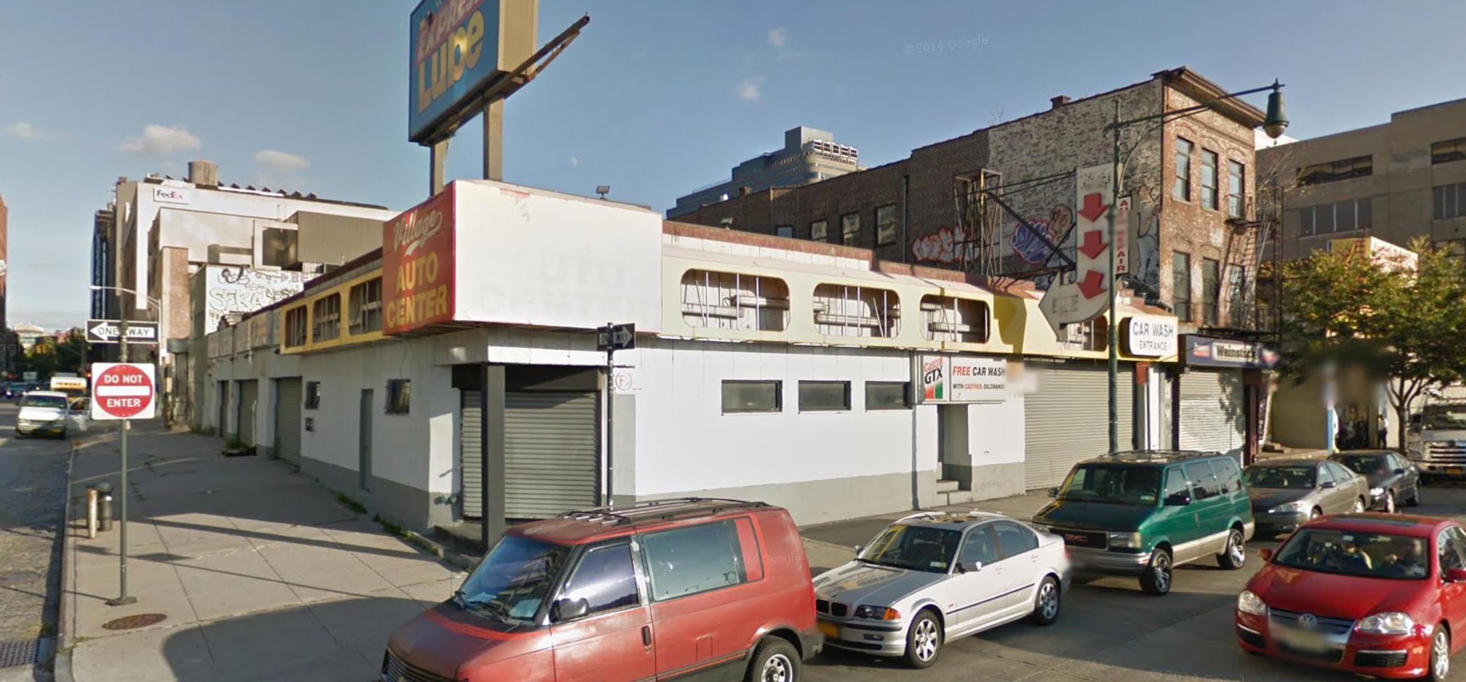 160 Leroy Street
