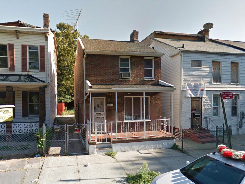 2825 Snyder Avenue. Via Google Maps.