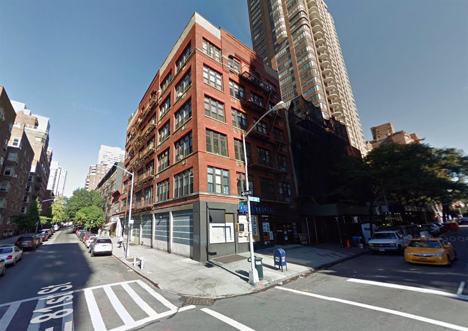 40 East End Avenue. Via Google Maps.