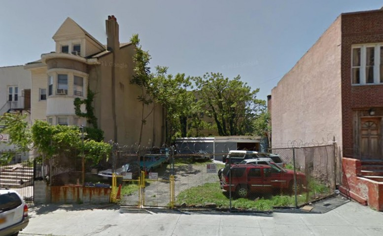 Two four story eight unit residential buildings planned for Jackson terrace yonkers ny