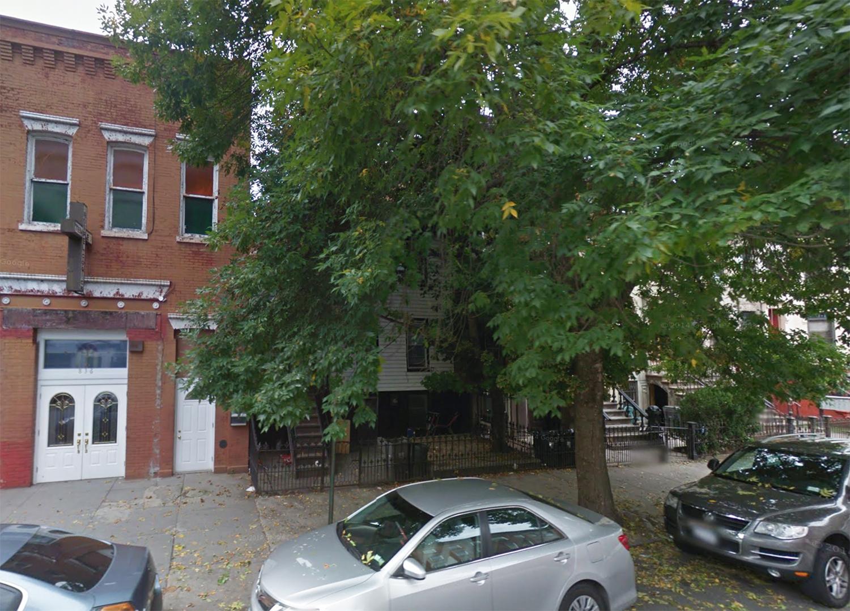834 Quincy Street. Via Google Maps.