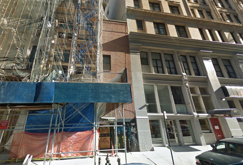 91 Leonard Street. Via Google Maps.