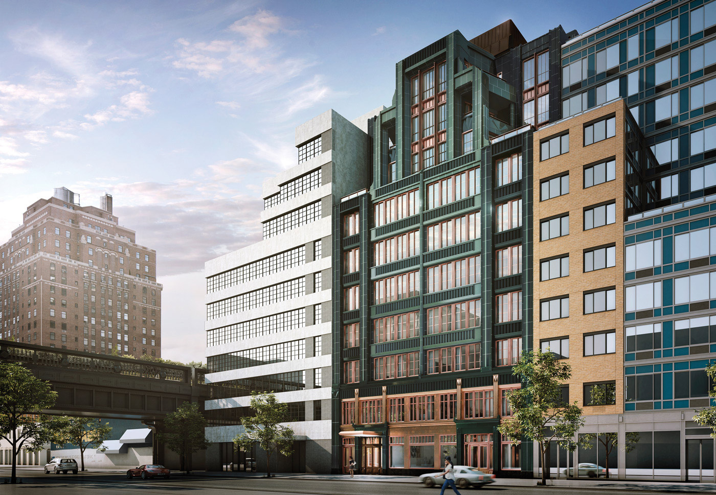 The Fitzroy. Official rendering.