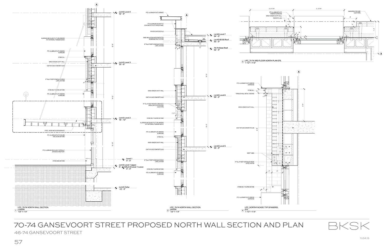 Gansevoort Market Plan Public Comes Out Against Gansevoort Market Project At Landmarks