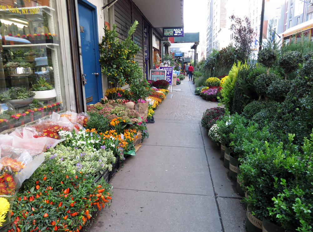 The Future Of The Flower District Is Up In The Air As New