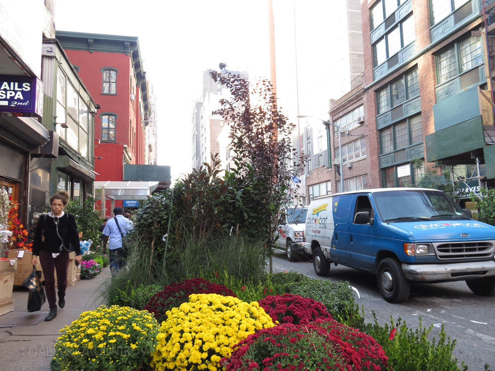 The Flower District on West 28th Street faces increasing competition from new hotel developments