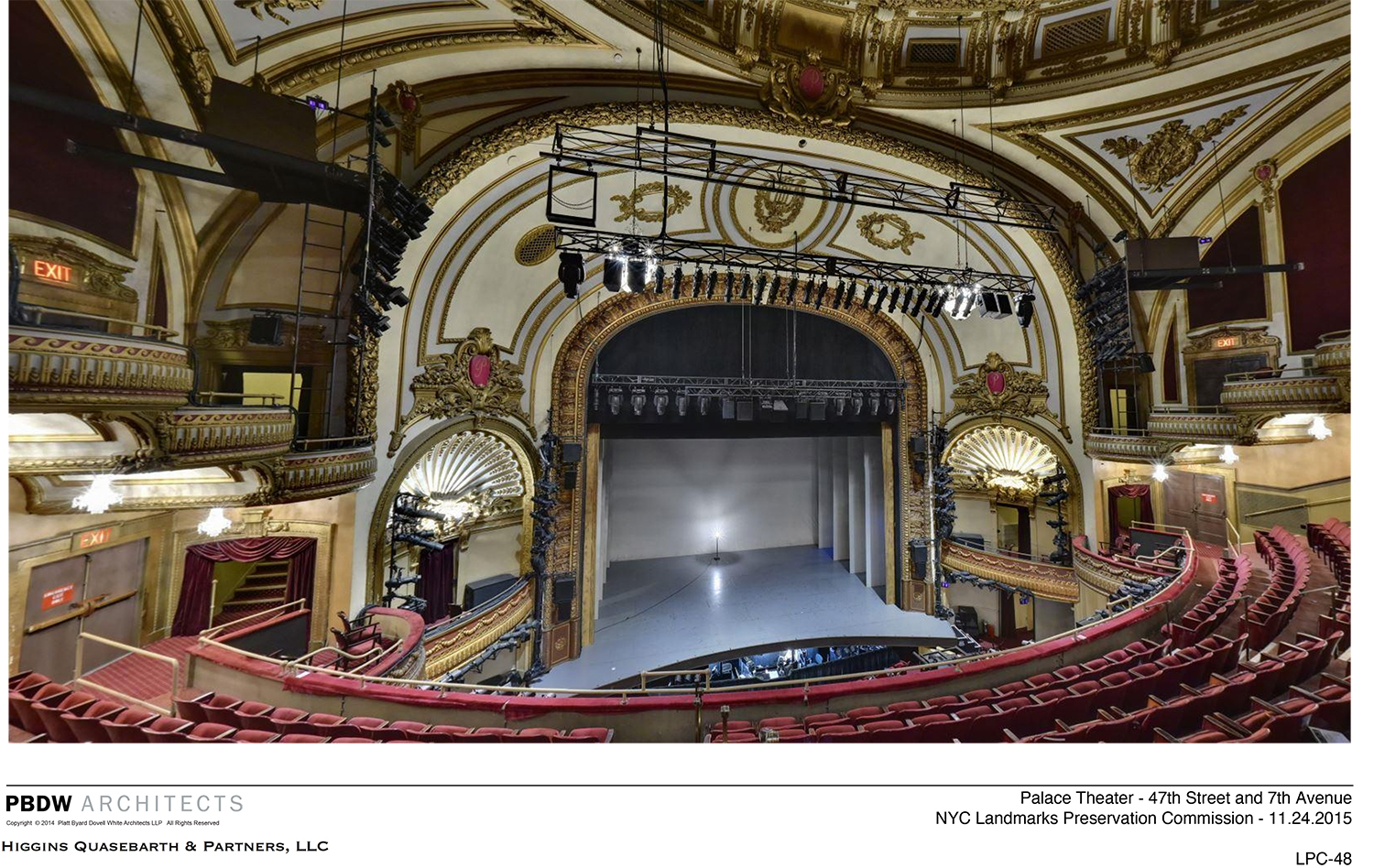 Palace Theater To Be Lifted 29 Feet For Expanded Facilities And ...