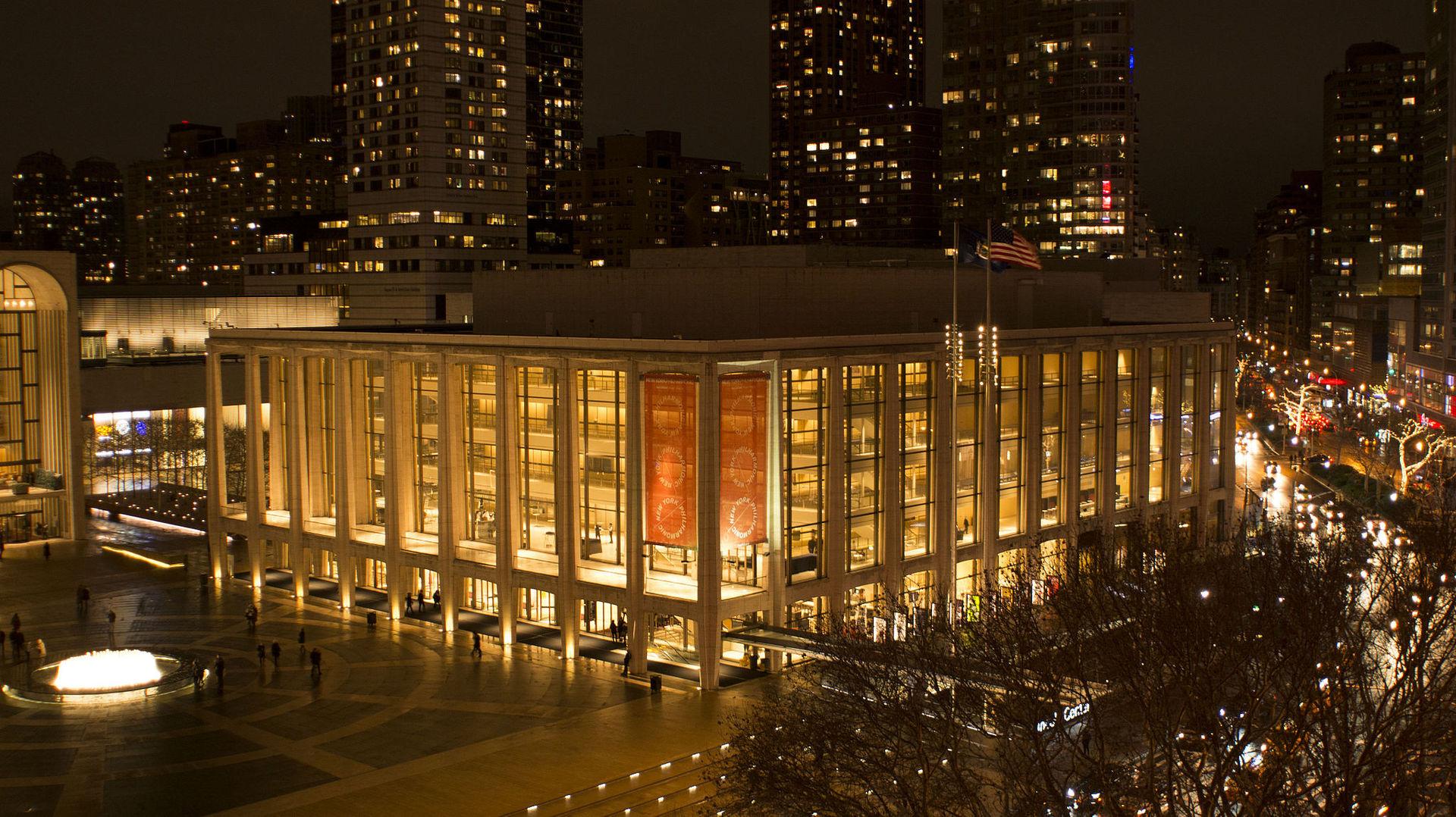 10 Lincoln Center Plaza