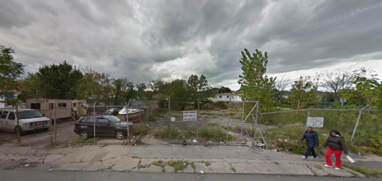 1021 Beach Street, image via Google Maps