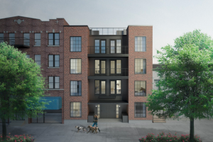 1499 Nostrand Avenue, rendering by Andy McGee Design
