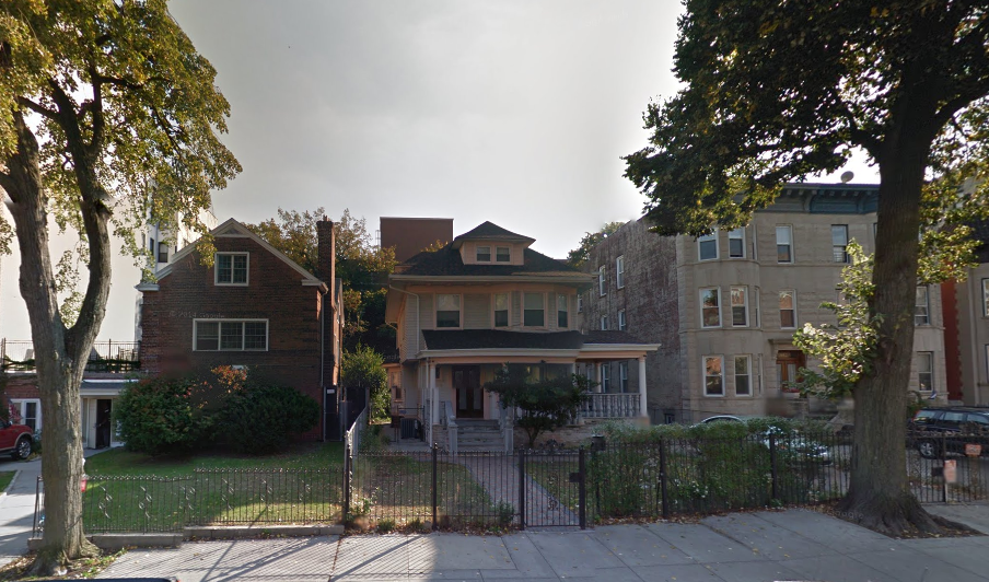 154 Lenox Road, image via Google Maps