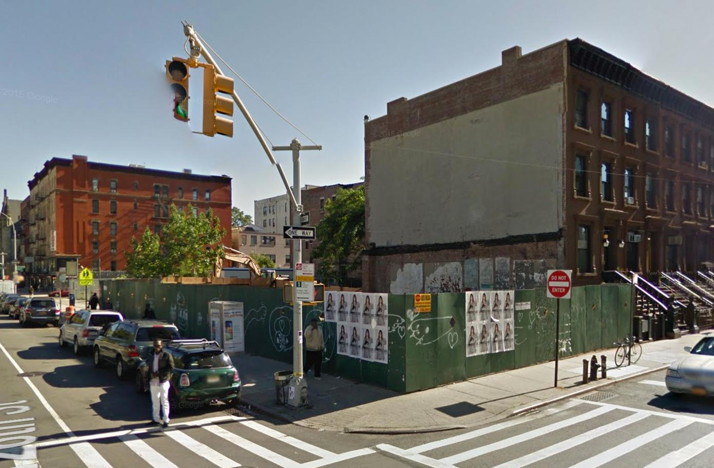 181 West 126th Street