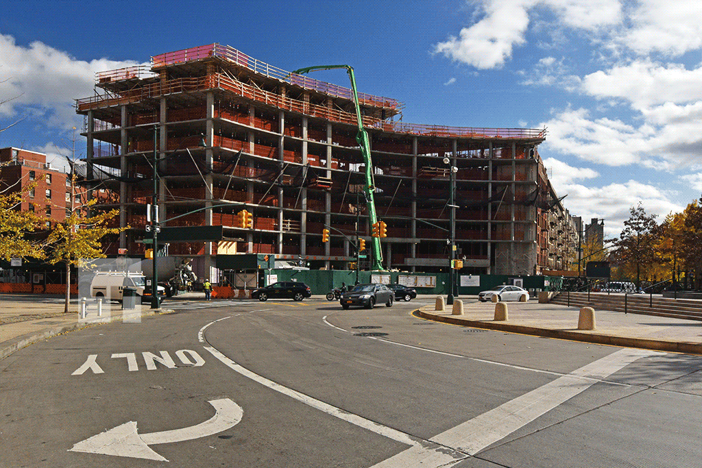 2040 Frederick Douglass Boulevard
