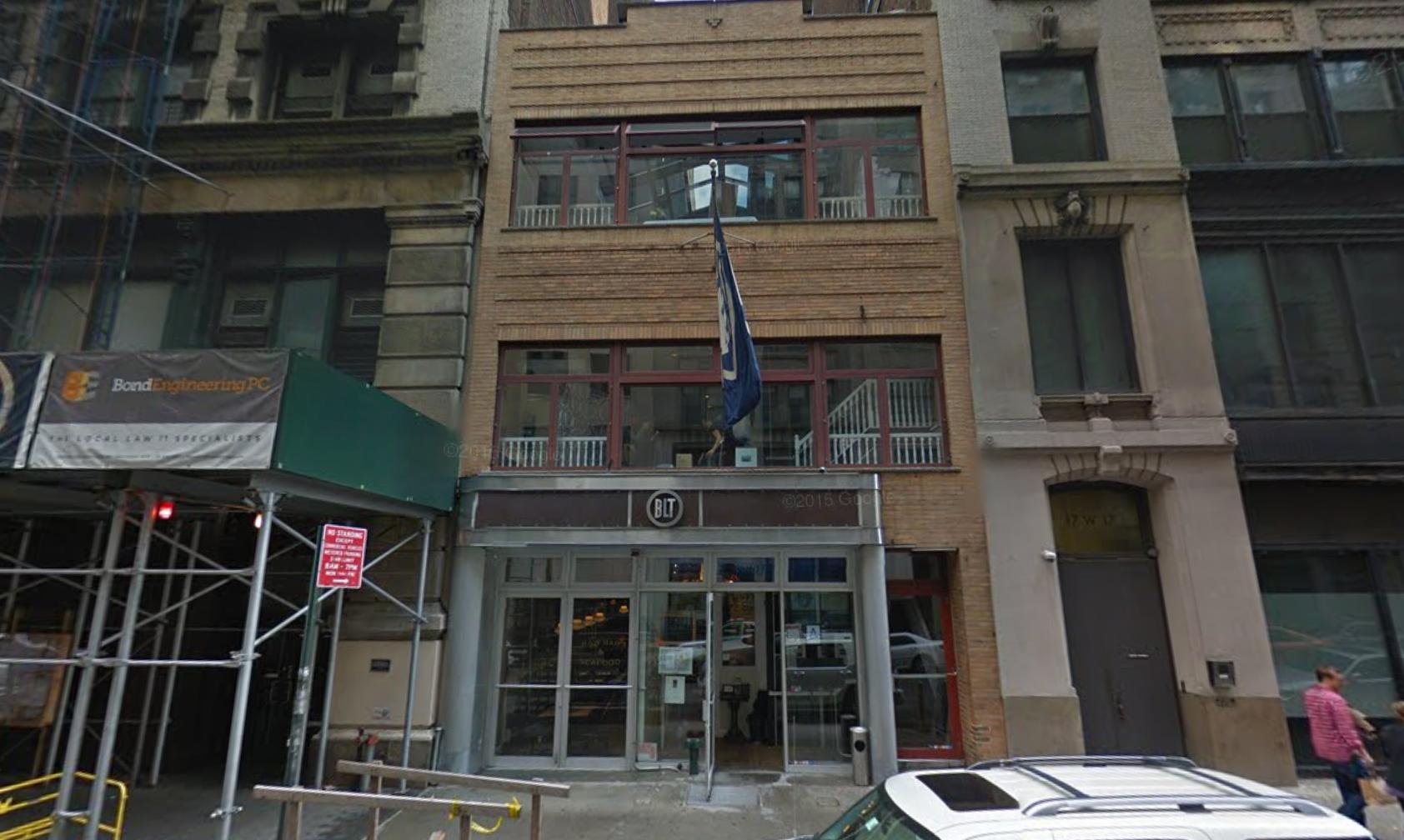 21 West 17th Street