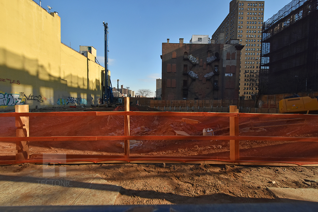 Essex Crossing, Site 1, Photo by Tectonic