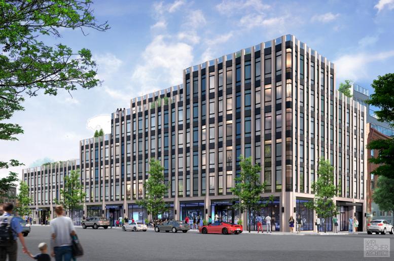 296 Wythe Avenue, rendering by Karl Fischer Architect