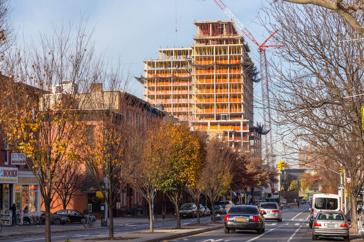 550 Vanderbilt Avenue, photo by Max Touhey