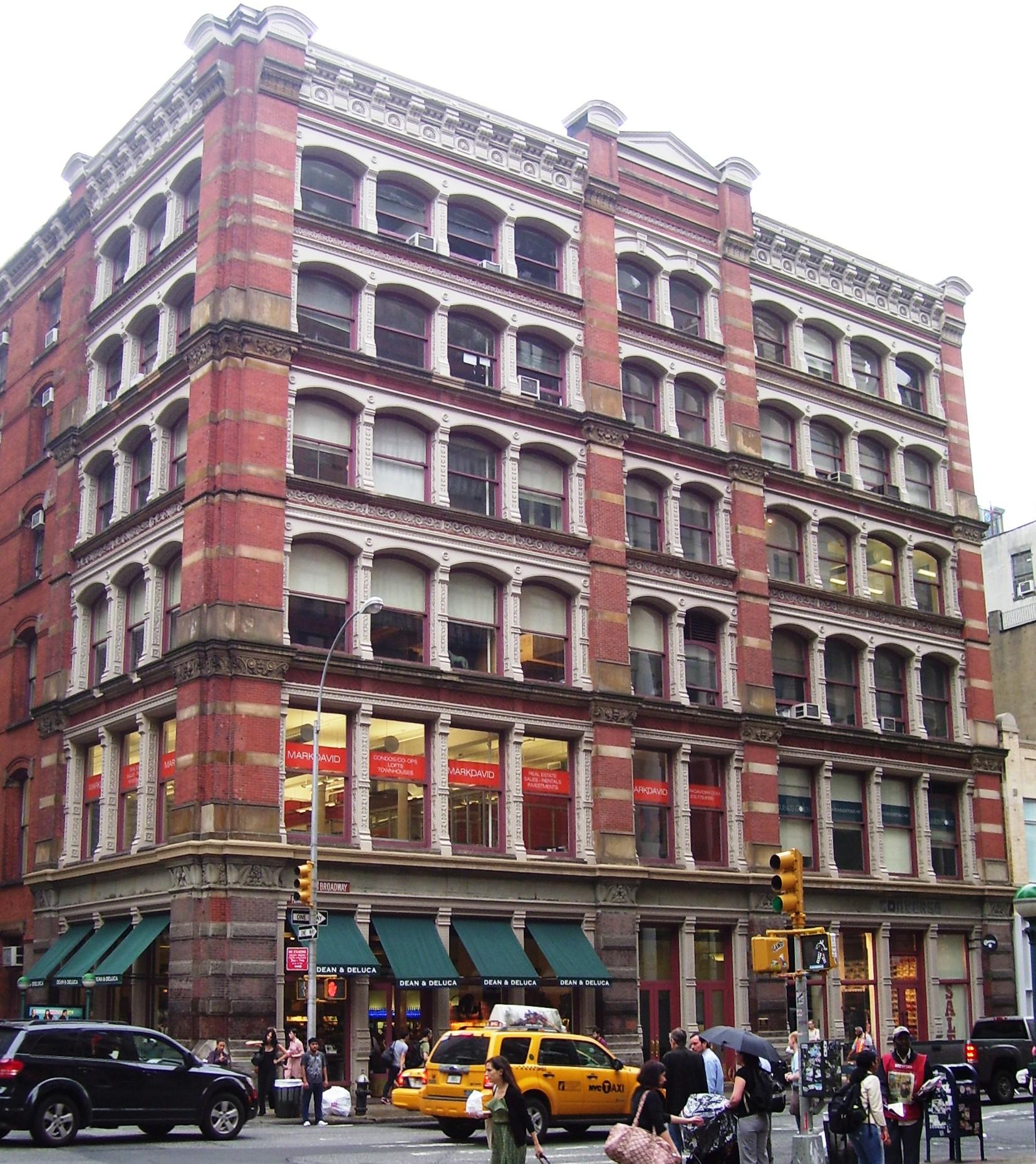 560 Broadway