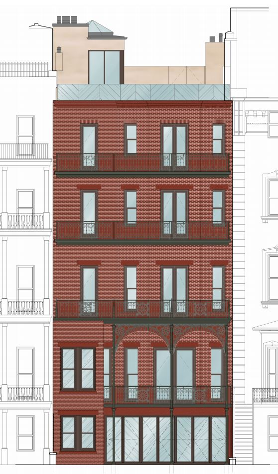Lpc approves four story single family conversion project for Jackson terrace yonkers ny