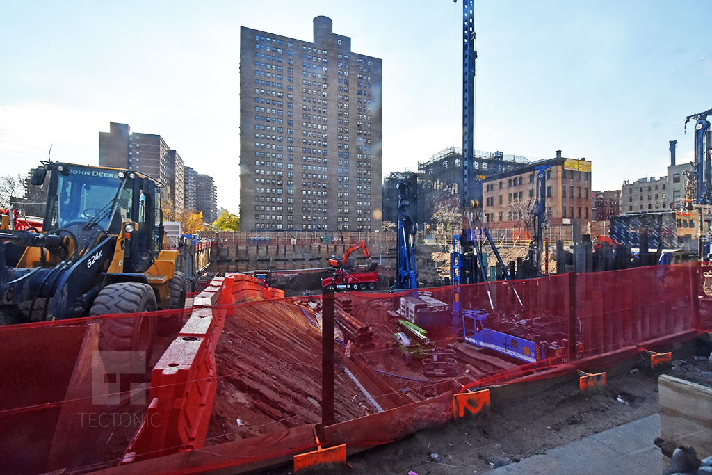 Essex Crossing, Site 2, Photo by Tectonic