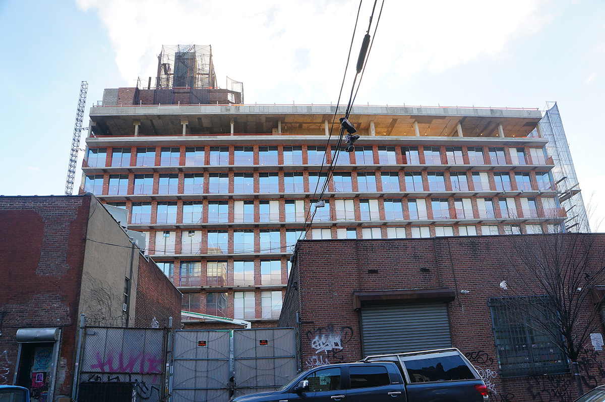 96 Wythe from North 11th Street