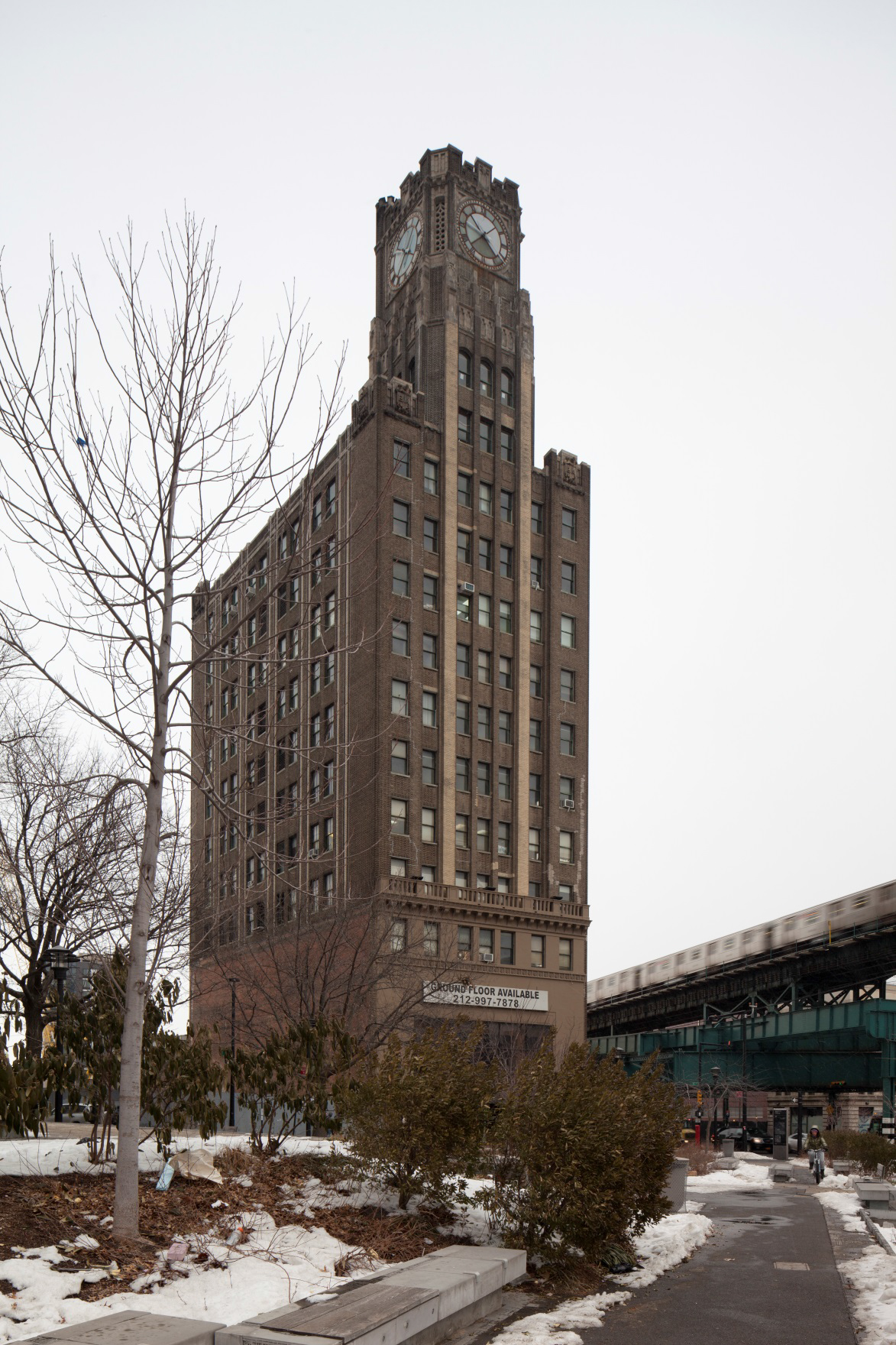 Bank of Manhattan Company Building. LPC photo.