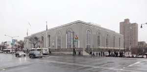 Bronx General Post Office, newly approved renovation.