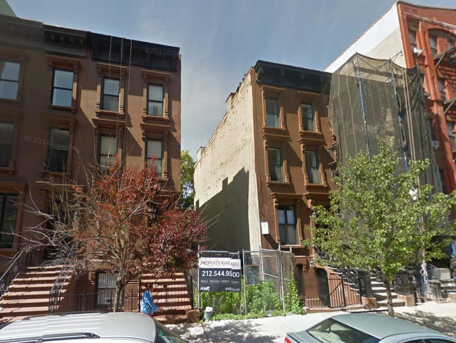 116 West 127th Street
