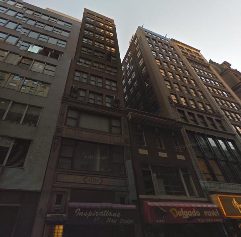 16 East 39th Street