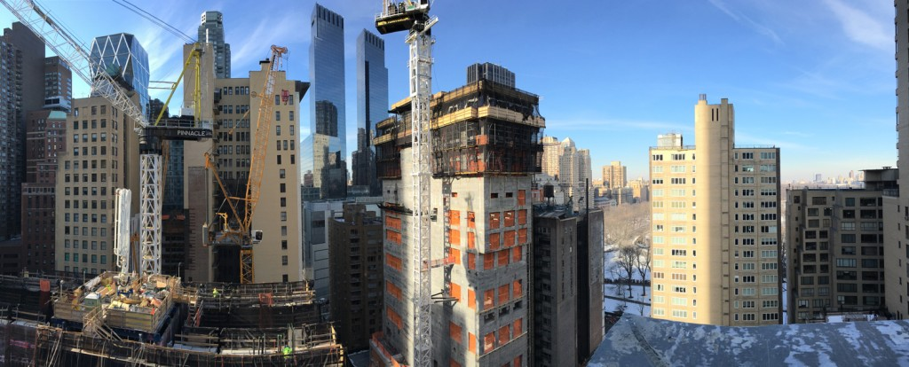 217 West 57th Street/Nordstrom Tower and 220 Central Park South