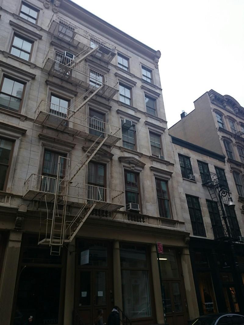 25 Mercer Street