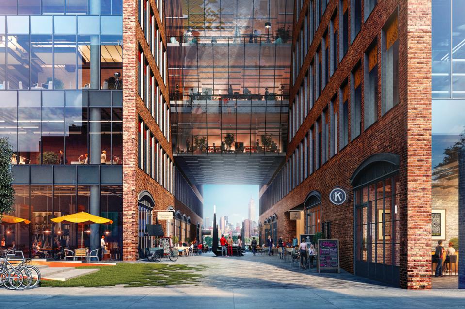25 Kent Avenue, rendering via Heritage Equity Partners