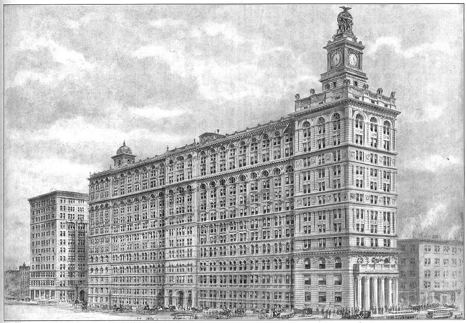 Historical image of 346 Broadway