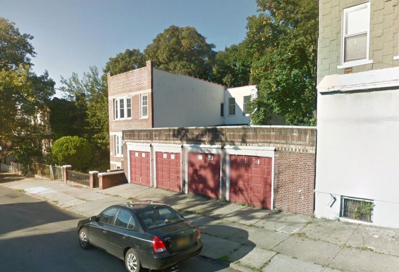 Two three story six unit residential buildings filed at 8 for Jackson terrace yonkers ny