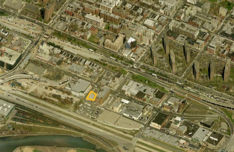 82 Brown Place, image via Bing Maps