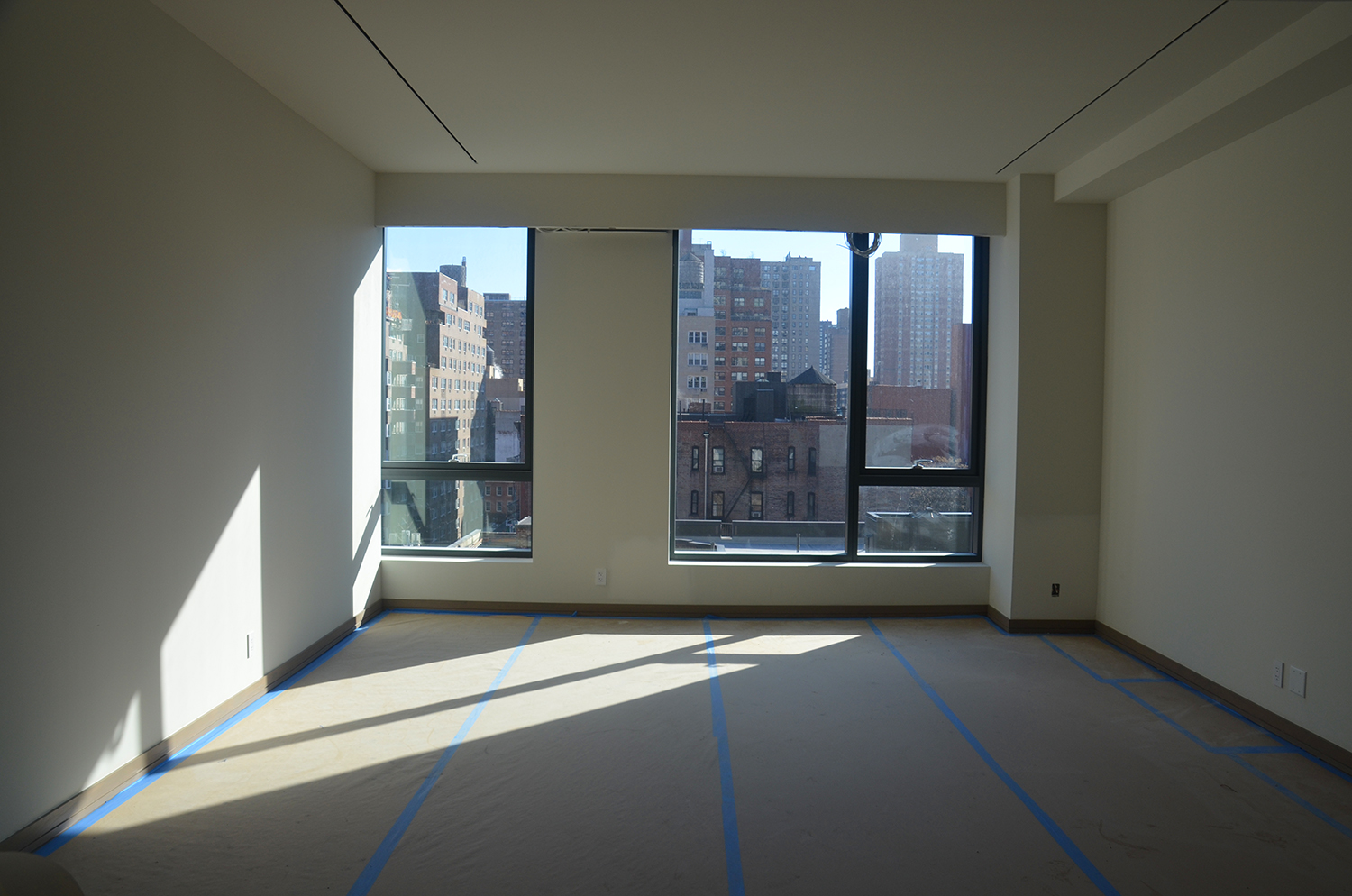 90 Lexington Avenue, interior.