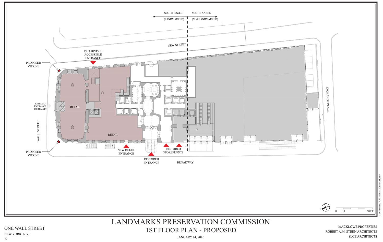 Existing ground floor plan return to top existing first floor - Onewallstreet_20160119_01 Onewallstreet_20160119_02 Onewallstreet_20160119_03 Onewallstreet_20160119_04 Onewallstreet_20160119_05 Onewallstreet_20160119_06
