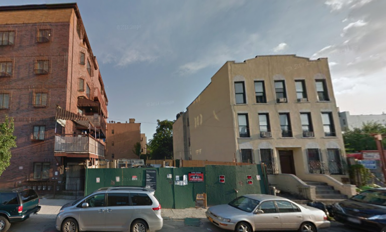 446 Park Avenue in September 2014, image via Google Maps