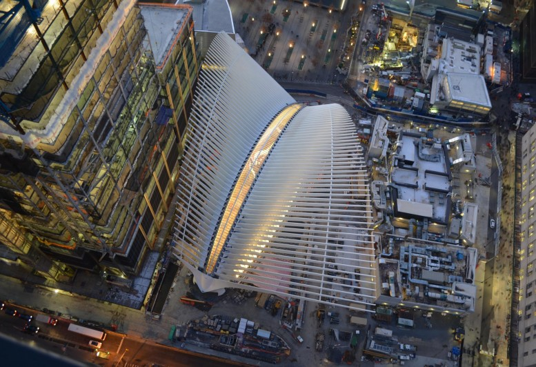 World Trade Center Transit Hub