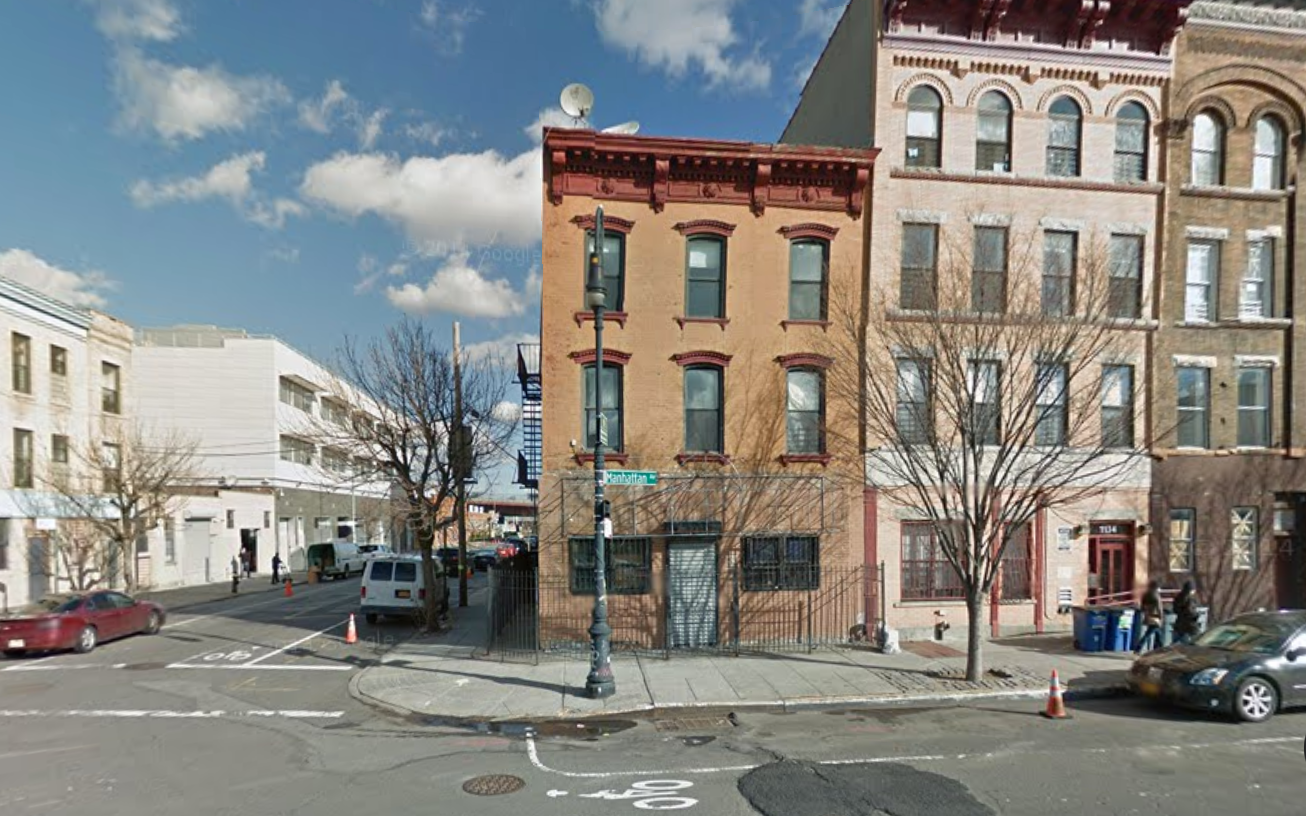 1138 Manhattan Avenue