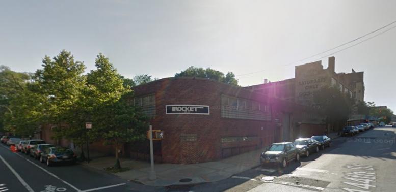 121 East 144th Street, image via Google Maps