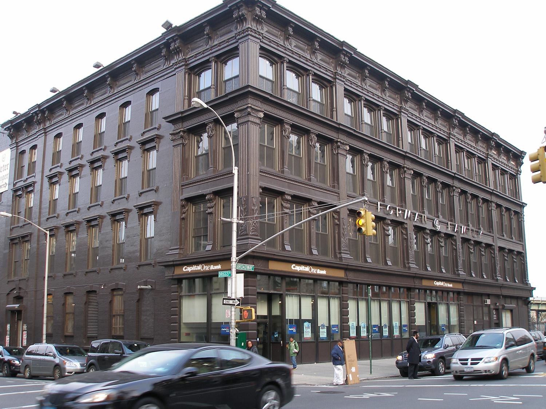 183-195 Broadway. LPC photo.