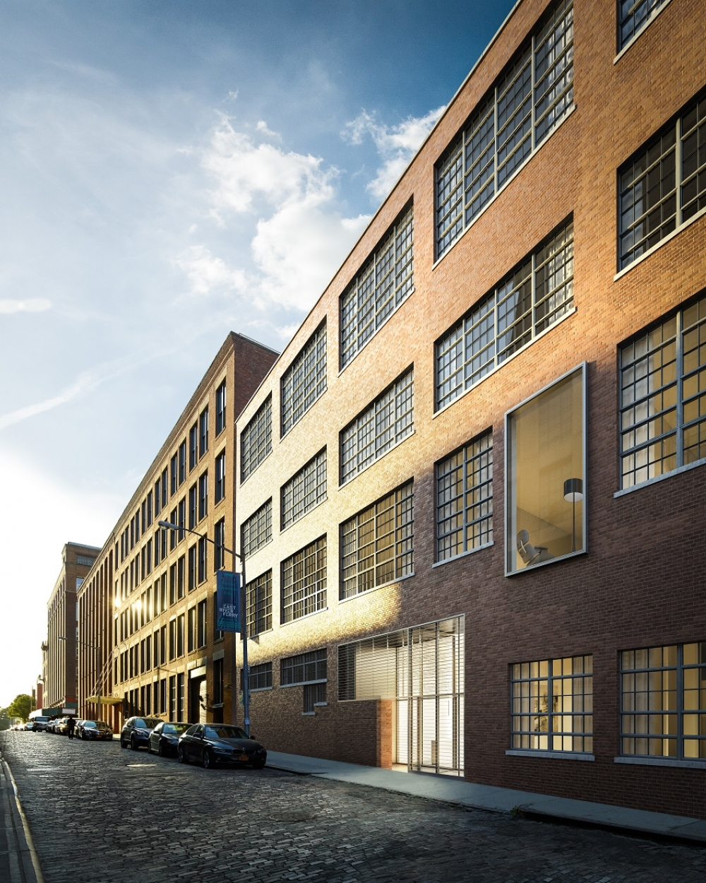 181 front street reaches second floor dumbo new york yimby