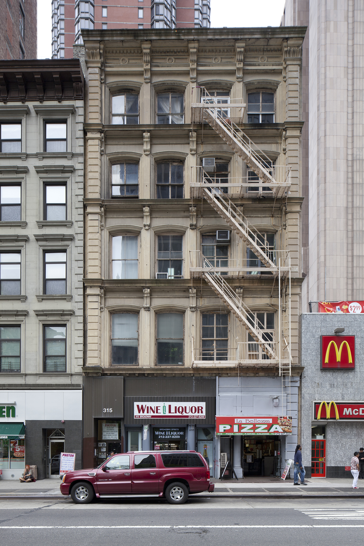 315 Broadway. LPC photo.