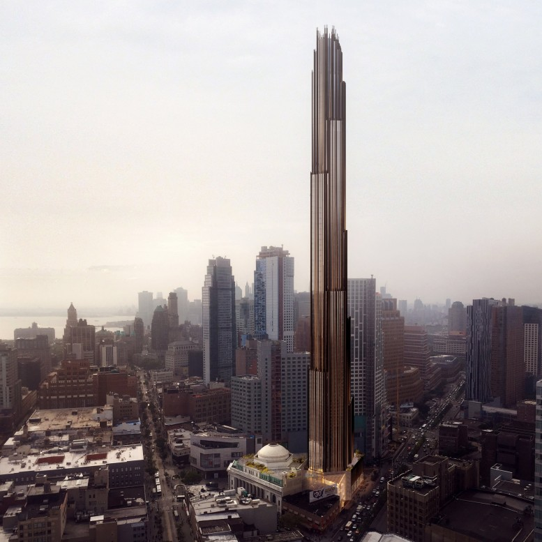 New Details For 73 Story Mixed Use Supertall At 340