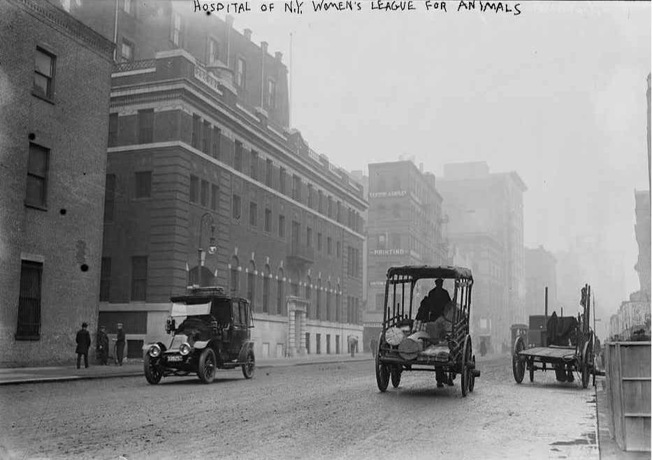 348 Lafayette Street, 1914.