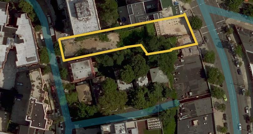 3644 Oxford Avenue, image via Bing Maps
