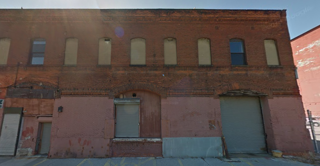 460 West 128th Street in September 2014. image via Google Maps
